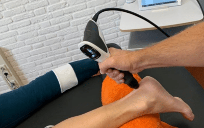Shockwave therapie bij de fysiotherapeut in Sittard