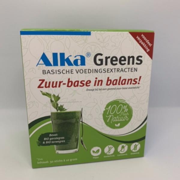 Alka Greensticks