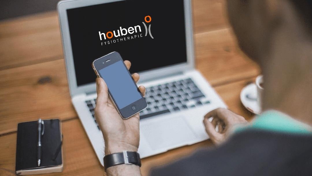 Digitaal consult fysiotherapie – Houben Fysiotherapie